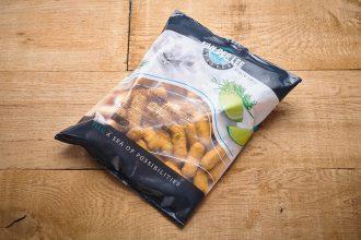 visfriet zak grootverpakking diepvries