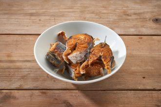 gebakken makreelmoten