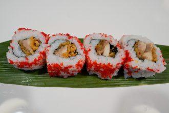 Uramaki Japanse kip